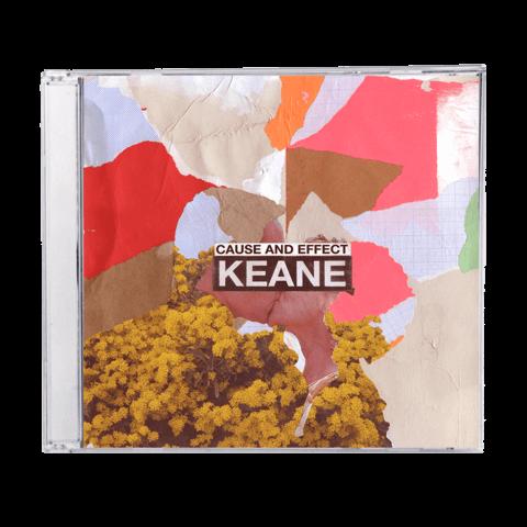√Cause and Effect von Keane - CD jetzt im Keane Shop
