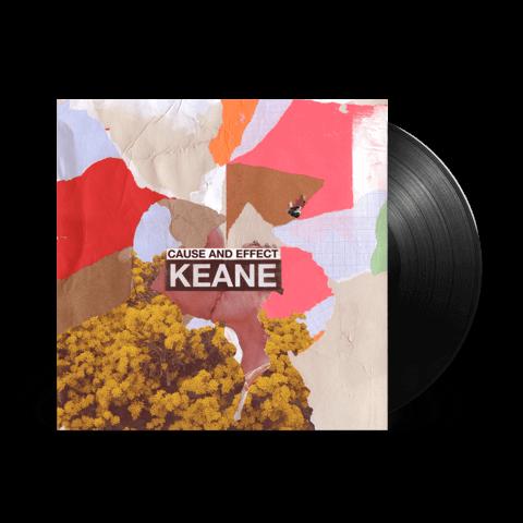 √Cause and Effect (LP) von Keane - LP jetzt im Keane Shop